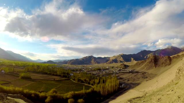 Time-Lapse-Aerial-Leh-Ladakh-India