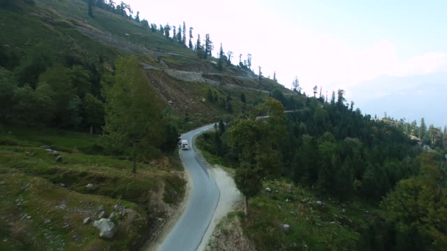Road-in-mountains-Himalayas-Spiti-Valley-Himachal-Pradesh-India