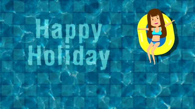 Happy-Holiday-welcome-animation