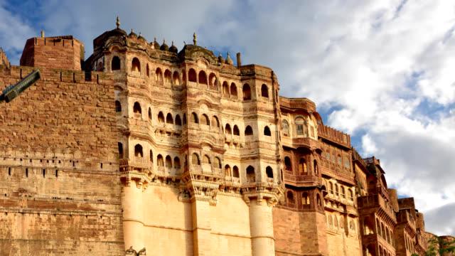 citadel-of-Mehrangarh-in-Jodphur-Rajasthan