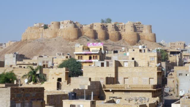 Jaisalmer-Fort-India