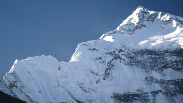 Pico-del-Annapurna-en-la-Cordillera-del-Himalaya-región-del-Annapurna-Nepal