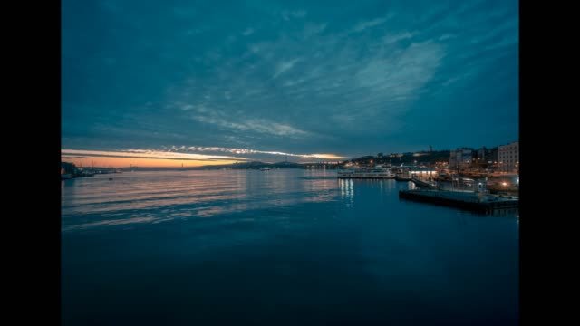 Sunrise-Istanbul-time-lapse
