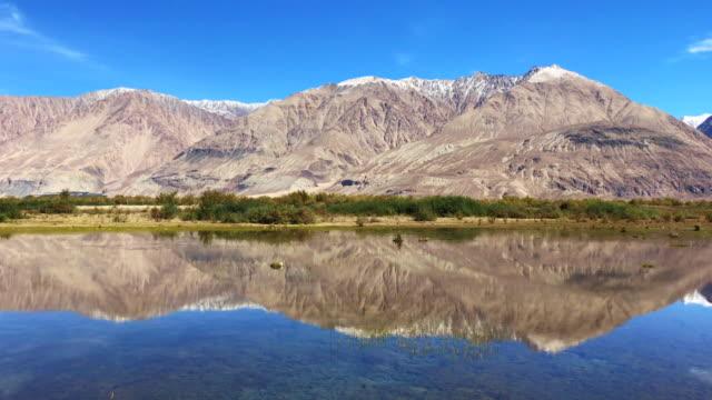 Landscape-Shyok-River-In-Nubra-Valley-Leh-Ladakh---India