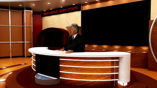 Moderator-Im-Studio