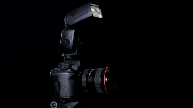 Professionelle-DSLR-Kamera