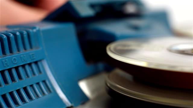 Vintage-Reel-Tape-Recorder