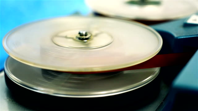 Retro-Reel-Audio-Recorder
