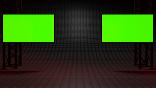 Television-studio-virtual-studio-set-backdrop-stage-3d-render