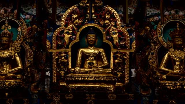 Budista-monasterio-Hyper-lapso