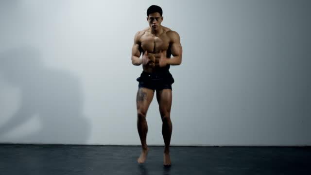Fitness-Model-Work-Out-Spot-Running