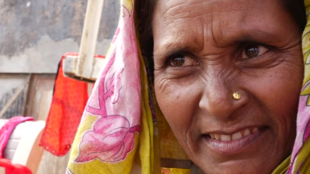 Retrato-de-mujer-India