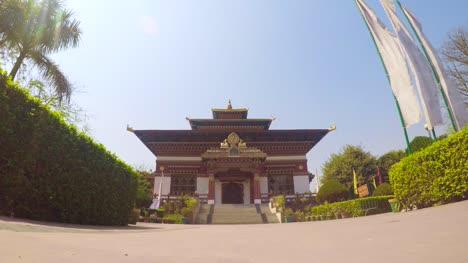 Bhutan-Temple-In-Bodhgaya-India