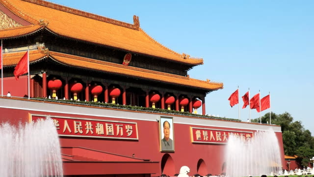 close-up-side-view-of-the-gate-of-heavenly-peace-at-tiananmen-square