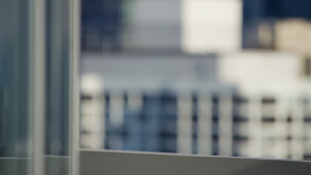 Retrato-de-Consultor-mujer-hispana-en-la-azotea-del-rascacielos