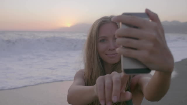 Woman-Making-Selfie