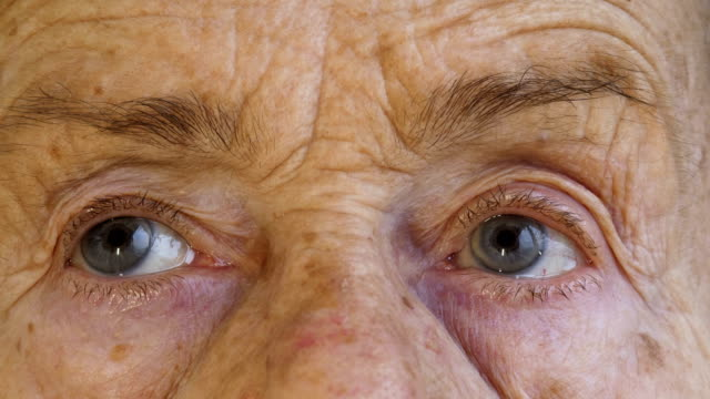 Face-and-eyes-of-elderly-person-woman-aged-81-years