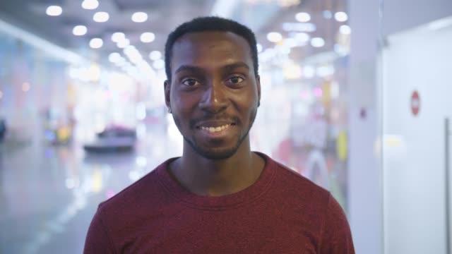 Black-African-American-man-smile-face-portrait-