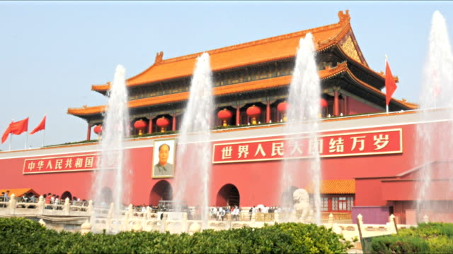 fountains-and-the-forbidden-city-at-tiananmen-square-beijing