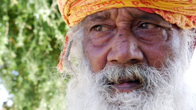 Indian-Man-in-Jaipur-India
