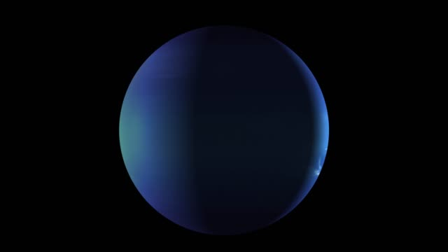 Neptuno-planeta-girando-en-su-órbita-en-el-espacio-Render-3D