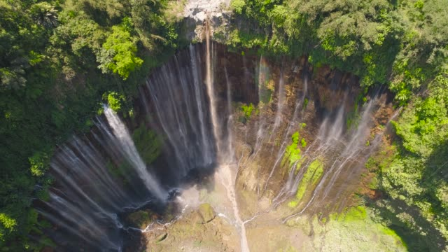 Waterfall-Coban-Sewu-Java-Indonesia
