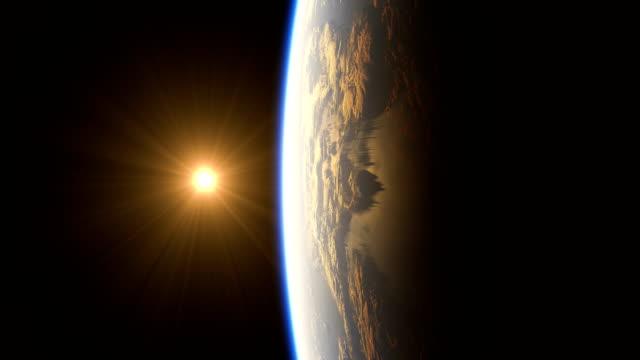 4-K-increíble-salida-del-sol-sobre-la-tierra-
