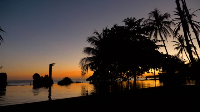 Sunset-on-the-sea-coast-Bali-Indonesia