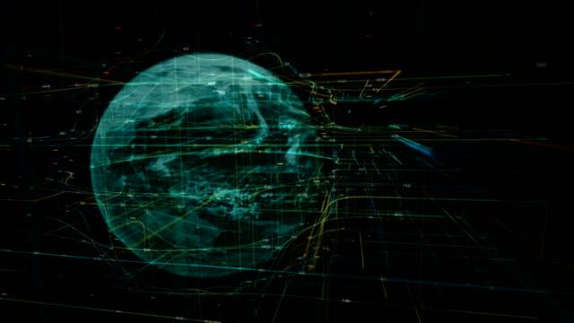 4K-holographische-HUD-Erde-dreht-