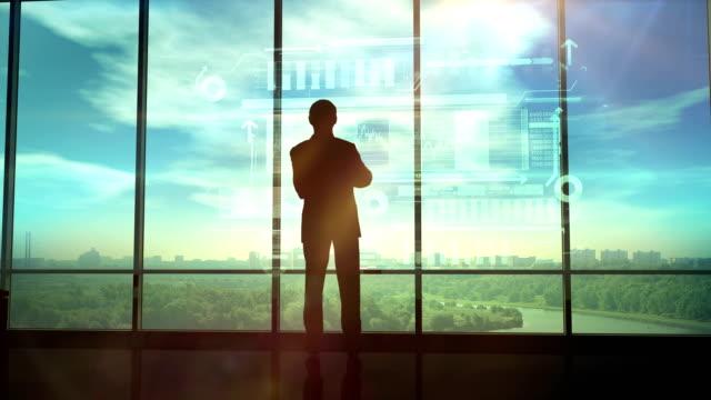 Händler-überwacht-die-Aktivität-von-der-Börse