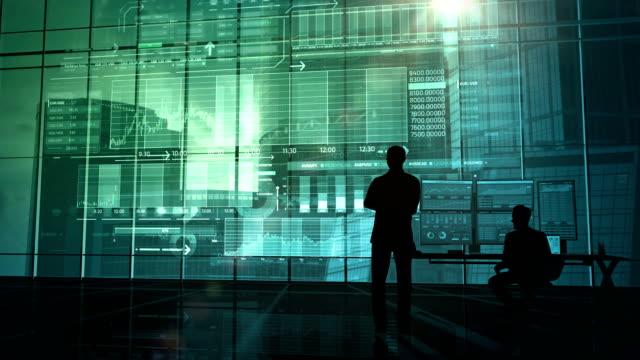 Der-Händler-hält-die-Daten-aus-dem-exchange