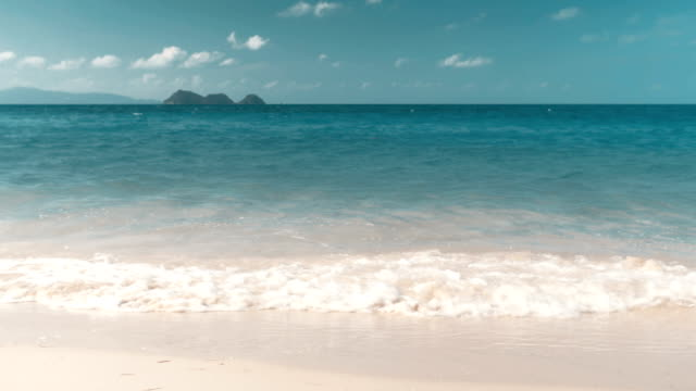 waves-on-the-beach-the-islands-on-the-horizon