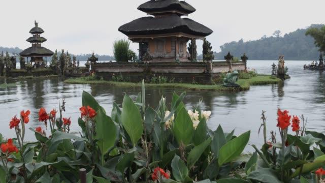 Temple-at-lake-in-Bali-Indonesia