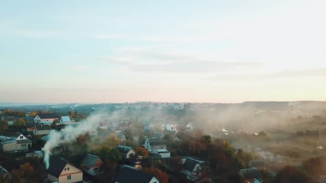 smoke-are-enveloping-the-private-sector-of-the-city-as-a-result-of-a-fire-after-a-drought-