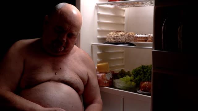 The-fat-man-sleeps-next-to-the-fridge-