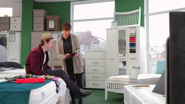 Customer-Assistance-in-Furniture-Shop