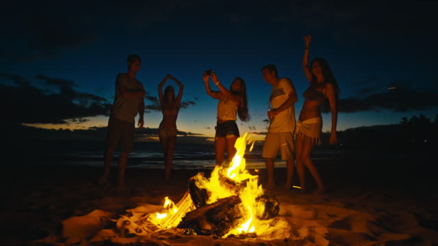 Roasting-Marshmallows-over-Fire