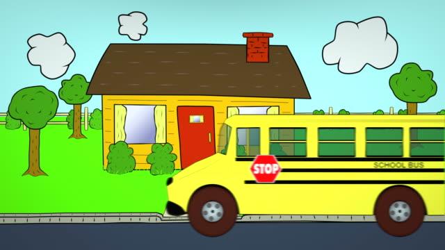 Autobús-escolar-suburbio-ida