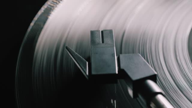 Plattenspieler-Spieler-Stylus-Nadel-auf-Vinyl-Record-spielen-fallen-4k