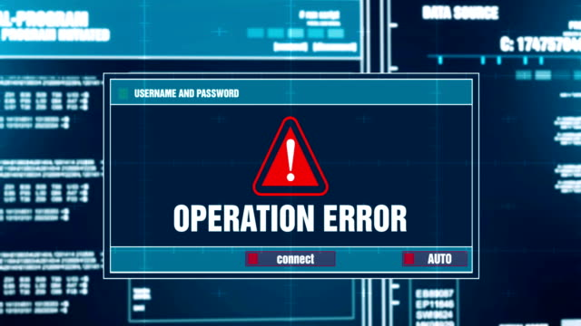 Operation-Error-Warning-Notification-Generated-on-Digital-System-Security-Alert-Error-Message-on-Computer-Screen-after-Entering-Login-And-Password-Cyber-Crime-Computer-Hacking-Concept