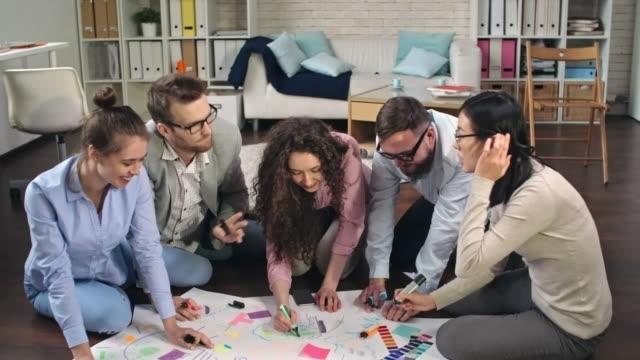 Kreatives-Brainstorming