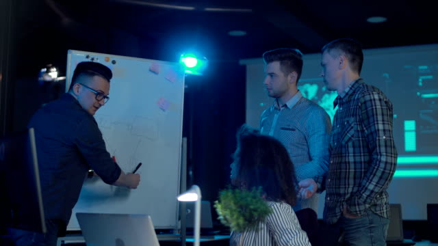 Team-of-office-peoples-discussing-near-whiteboard