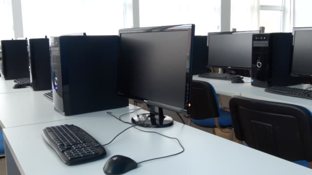 IT-computer-room