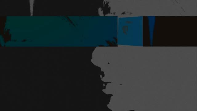 Cyberpunk-abstract-art-mind-Blue-glowing-neon-urban-youthfulness-