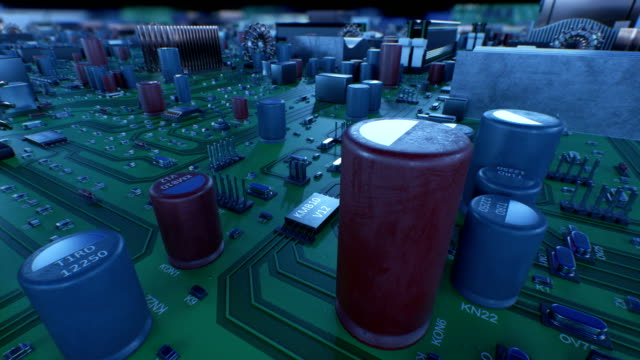 Beautiful-Flight-Over-the-Circuit-Board-to-the-Processor-3d-Animation-of-Motherboard-and-CPU-with-DOF-Technology-and-Digital-Concept-