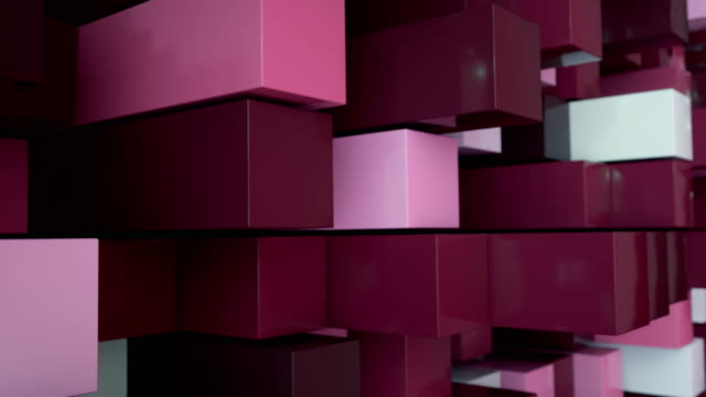 4K-Abstract-Cubes
