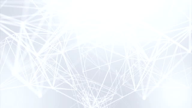 Resumen-del-plexo-lujo-y-títulos-red-de-partículas-conectadas-de-puntos-y-líneas-Red-conexiones-corporativas-suave-limpia-presentación-Seamless-Loop-fondo-
