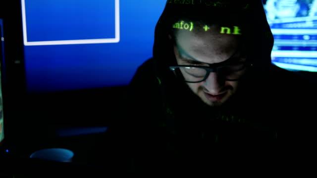 nervous-hacker-cracking-system-Internet-espionage-Hacked-access-password-Criminal-hacker-working-on-computer-Computer-Terrorism