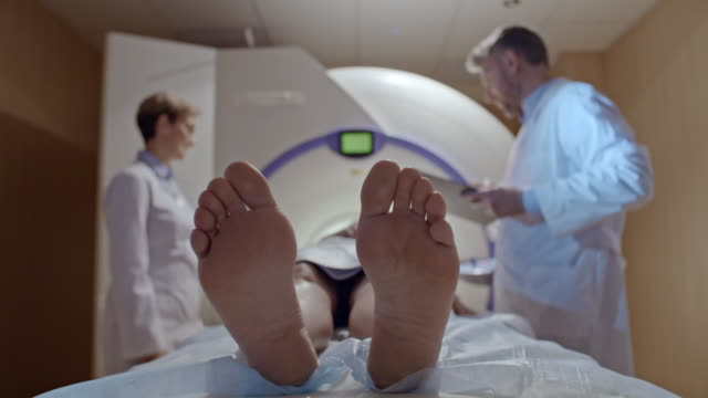 Radiologist-Performing-MRI-Scan