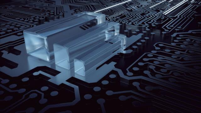 Inside-a-futuristic-CPU-/-chipboard-